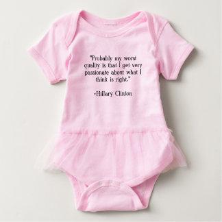 Body Para Bebê Meu tutu mais mau do bebê da qualidade