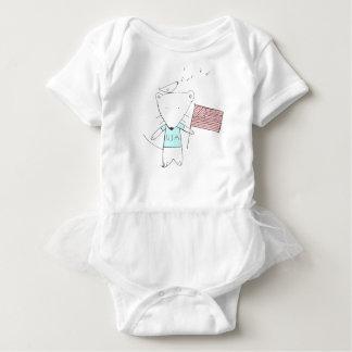 Body Para Bebê meus EUA pequenos