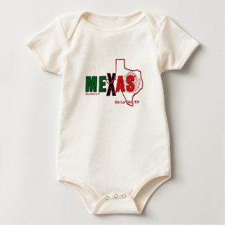 BODY PARA BEBÊ MEXAS