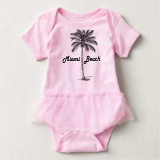 Body Para Bebê Miami Beach