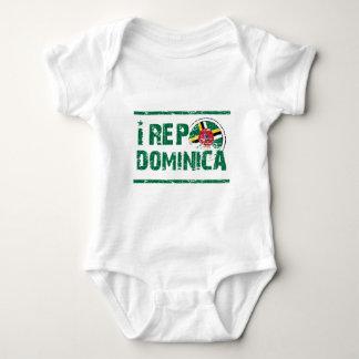 Body Para Bebê Mim representante Dominica
