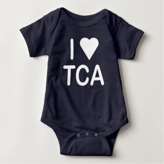 Body Para Bebê Mim TCA do ♥ - Bodysuit do bebê