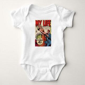 Body Para Bebê Minha vida