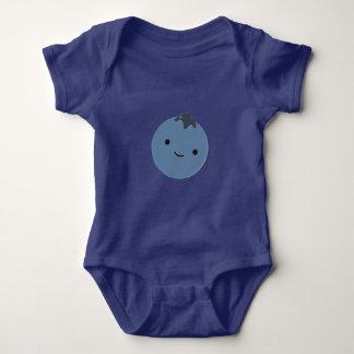 Body Para Bebê Mirtilo bonito