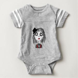Body Para Bebê Miss.Marie