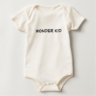 Body Para Bebê Miúdo da maravilha