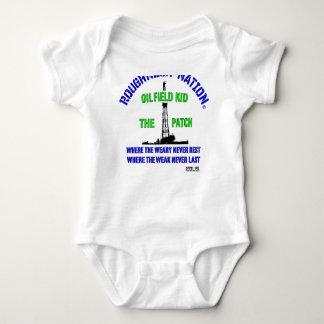 Body Para Bebê MIÚDO de OilIELD o remendo