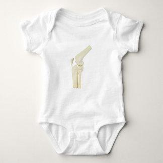 Body Para Bebê Modelo da articulação do joelho do pé humano