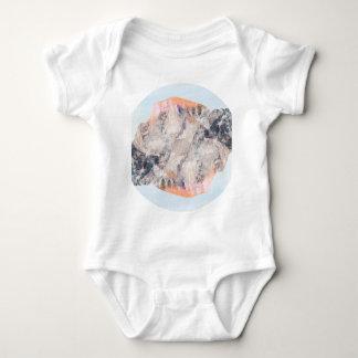 Body Para Bebê Montanha