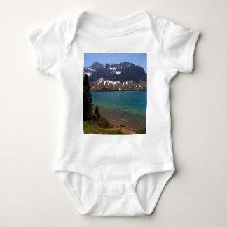 Body Para Bebê Montanhas dos lagos canada do jaspe