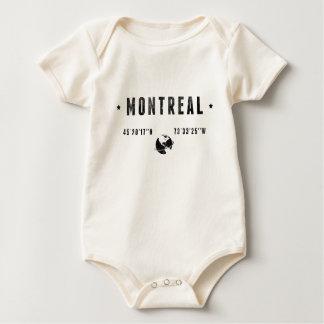 Body Para Bebê Montreal