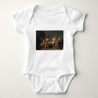 Body Para Bebê Morte de Socrates