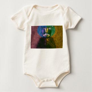 Body Para Bebê Mosca do homem