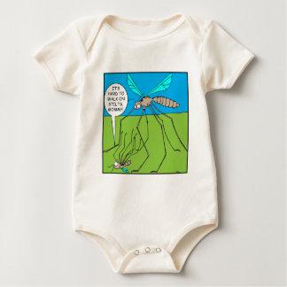 Body Para Bebê Mosquito