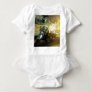 Body Para Bebê motocicleta
