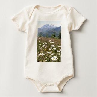 Body Para Bebê Mount Saint Helens
