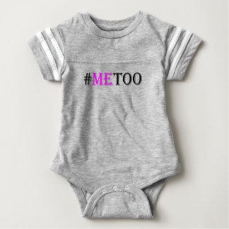 Body Para Bebê Movimento do #METOO para os direitos e a igualdade