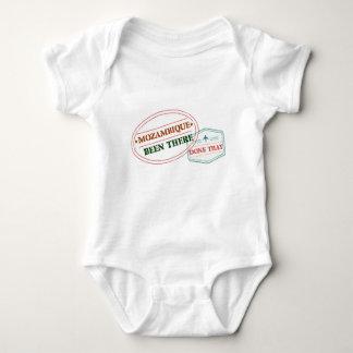 Body Para Bebê Mozambique feito lá isso