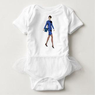 Body Para Bebê Mulher de negócio