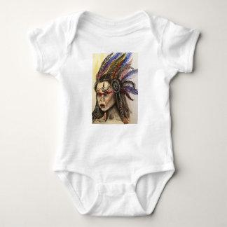 Body Para Bebê Mulher Mystical