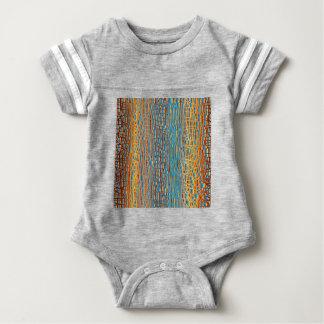 Body Para Bebê Multi fundo da cor