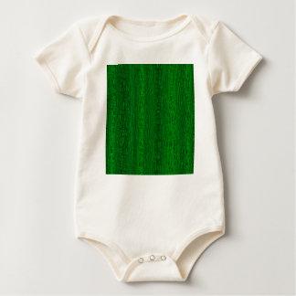 Body Para Bebê Multi fundo da cor verde