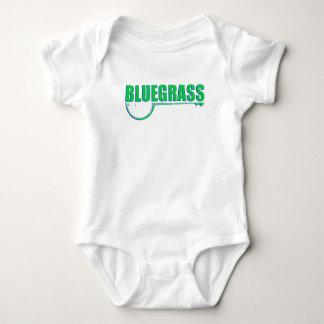 Body Para Bebê Música de Bluegrass