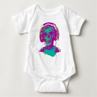 Body Para Bebê Música do zombi
