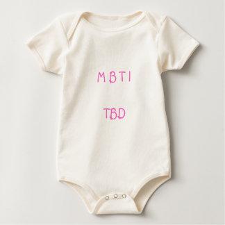 Body Para Bebê Myers Briggs