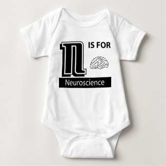 Body Para Bebê N é para a neurociência