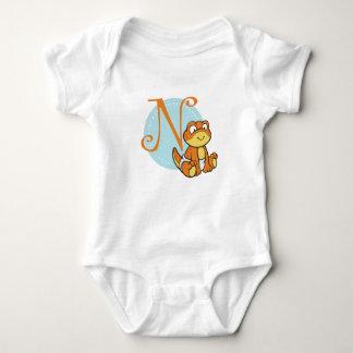 Body Para Bebê N é para o Newt