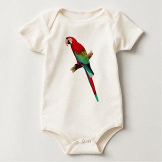 Body Para Bebê Na sala de Tiki