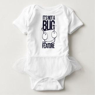 Body Para Bebê não é inseto que é característica