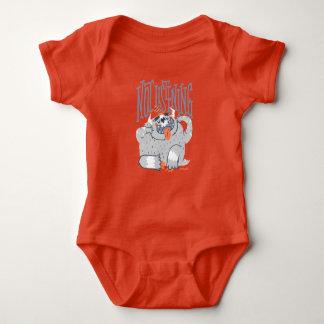 Body Para Bebê Não escutando, pelo abade de Greg