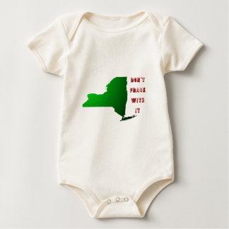 Body Para Bebê Não faz Frack com New York