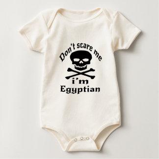 Body Para Bebê Não faz o susto mim que eu sou egípcio
