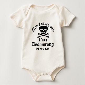 Body Para Bebê Não faz o susto mim que eu sou jogador do