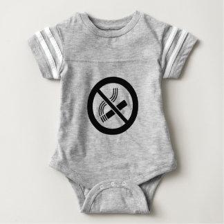 Body Para Bebê Não fumadores
