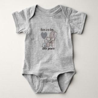 Body Para Bebê Não há nenhum amor como seu