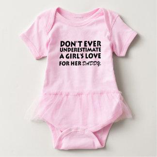 Body Para Bebê Não subestime nunca o Bodysuit