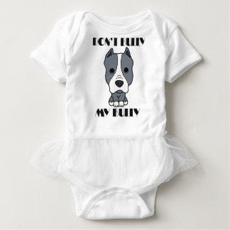 Body Para Bebê Não tiranize minha intimidação