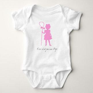 Body Para Bebê Não uma ESPREITADELA!