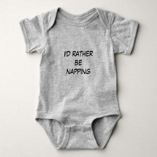Body Para Bebê Napping