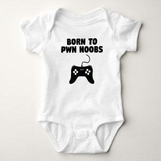 Body Para Bebê Nascer ao video games de Pwn Noobs