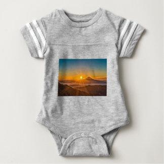 Body Para Bebê Nascer do sol