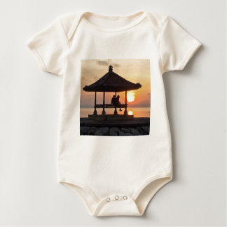 Body Para Bebê Nascer do sol em Bali