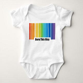 Body Para Bebê Nascer este código de barras da maneira