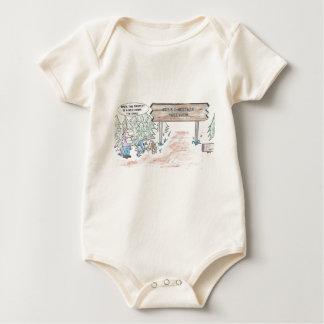 Body Para Bebê Natal de Mary