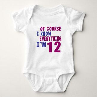 Body Para Bebê Naturalmente eu sei que tudo eu sou 12