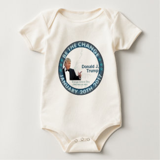 Body Para Bebê Nauguration do TRUNFO